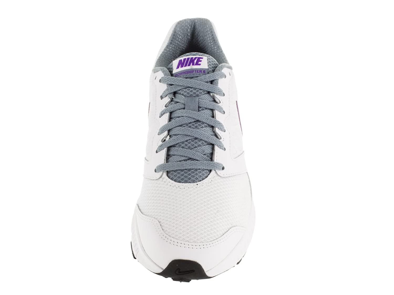 Amazon.com | NIKE New Women's Downshifter 6 Running Shoe White/Hyper Grape  5.5 | Road Running