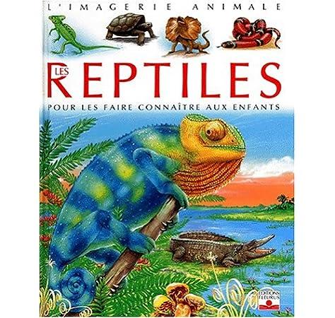 Les reptiles (Limagerie animale): Amazon.es: Dayan, Jacques, Franco, Cathy: Libros en idiomas extranjeros