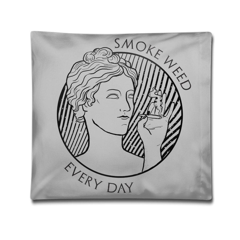 Amazon.com: Smoke Weed cada día art dibujo fotos cojines ...