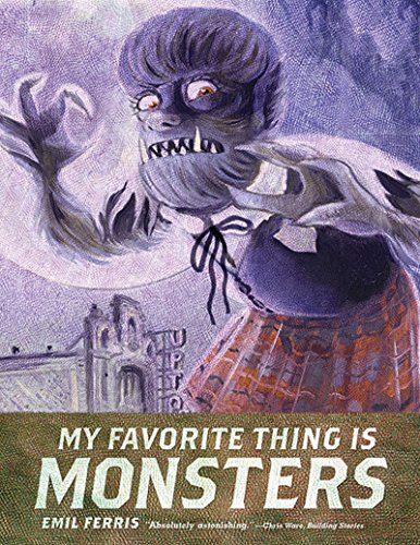 My Favorite Thing Is Monsters Vol. 2 (Vol. 2)