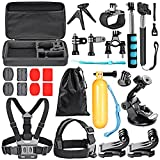 Best NEEWER Go Pro Cases - Neewer 21-in-1 Sport Accessory Kit for GoPro Hero4 Review