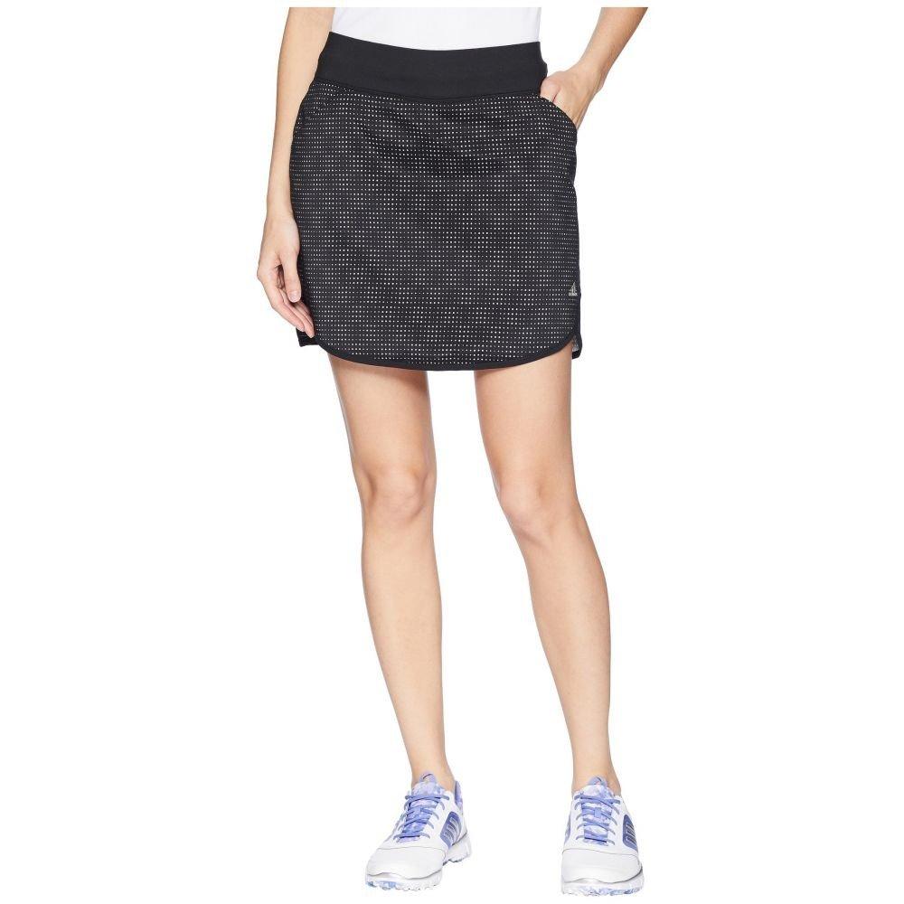 adidas Golf (アディダス) レディース スカート ミニスカート Rangewear Skort Black サイズSMx5 [並行輸入品]   B07NV8X99H