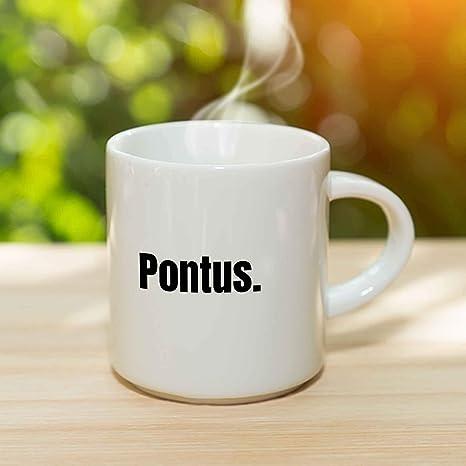 Amazon Com Pontus Coffee Mug Coffee Cups Mugs