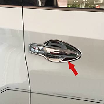 Fit for Nissan Murano 2015 2016 2017 2018 2019 Chrome Rear View Mirror Side Cover Molding Trim ABS Kate Wenzhou automobile supplies factory