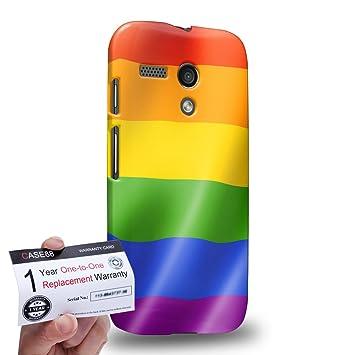 Case88 [Motorola Moto G (1st Gen)] 3D impresa Carcasa/Funda ...