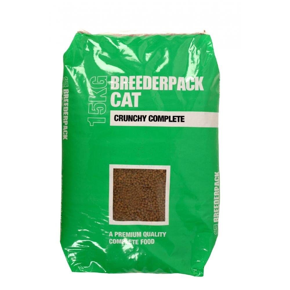 KENWN Breederpack Cat Food Crunchy Complete 15kg