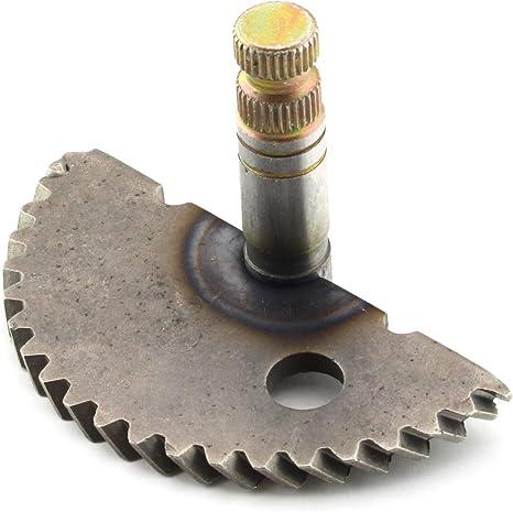 Kickstarter Ritzel Mitnehmer Feder Reparatur Revisions Set Kompatibel Mit Peugeo T Motoren 12 5mm 50ccm Speedfight 1 2 Auto