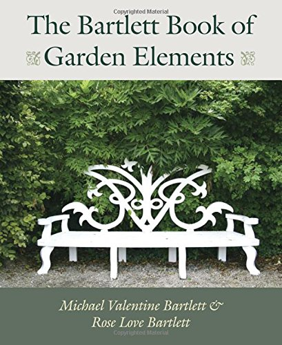 The Bartlett Book of Garden (Rose Garden Design)