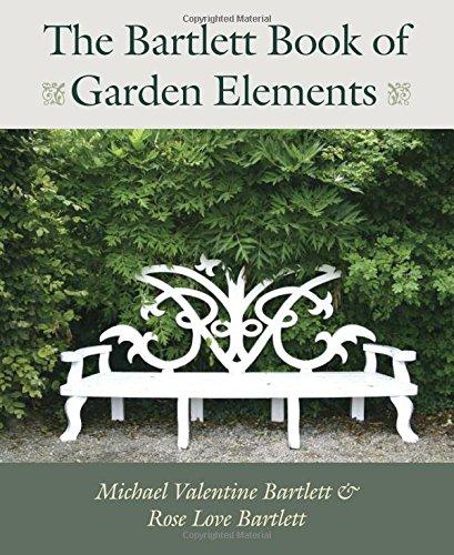 Cheap  The Bartlett Book of Garden Elements