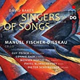 Music : Singers Of Songs Music With Violoncello by Manuel Fischer-Dieskau, Violoncello Connie Shih, Piano Guy F