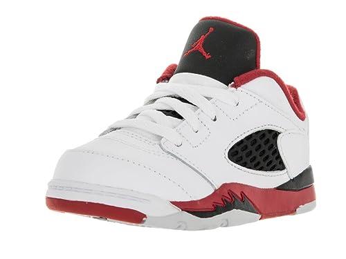 outlet store 387f4 9b403 NIKE Jordan 5 Retro Low (Td), Unisex Babies  Low-Top Sneakers