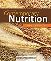 Contemporary Nutrition: A Functional Approach Front Cover