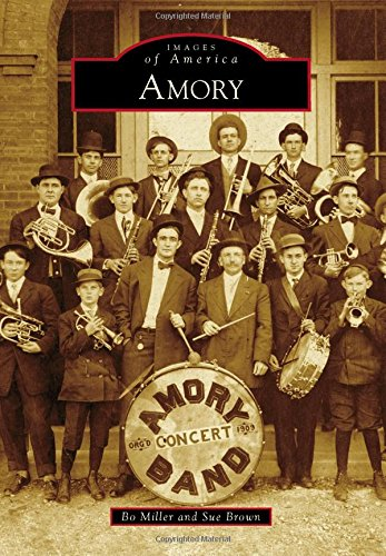 Download Amory (Images of America) pdf