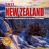 2017 New Zealand Calendar- 12 x 12 Wall Calendar - 210 Free Reminder Stickers