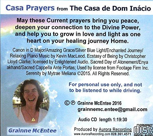 Casa Prayers from the Casa de Dom Inacio