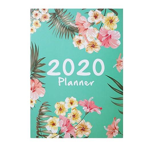 RMF-L Organizador Agenda Diaria Personal Agenda 2020 ...