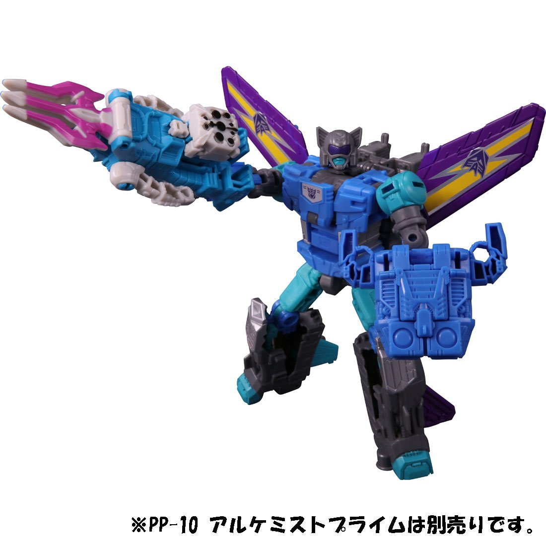 Takara Tomy Transformers Power The Prime PP-18 Black Wing