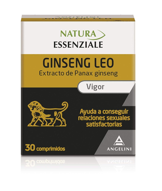 Ginseng Leo - 30 Comprimidos: Amazon.es: Salud y cuidado ...