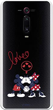Funda para Xiaomi Mi 9T (Redmi K20) Oficial de Clásicos Disney Mickey y Minnie Love para Proteger tu móvil. Carcasa para Xiaomi de Silicona Flexible con Licencia Oficial de Disney.: Amazon.es: Electrónica