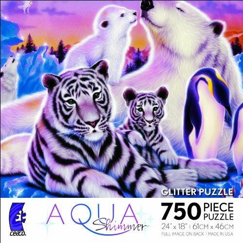 Aqua Shimmer (Ceaco Aqua Shimmer-Family)
