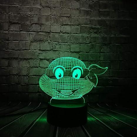 Para Tortugas Ninjas Mutantes Adolescentes, Figura Ambiente ...