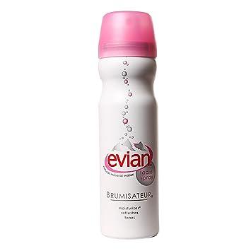 Idea for selling evian facial sprays