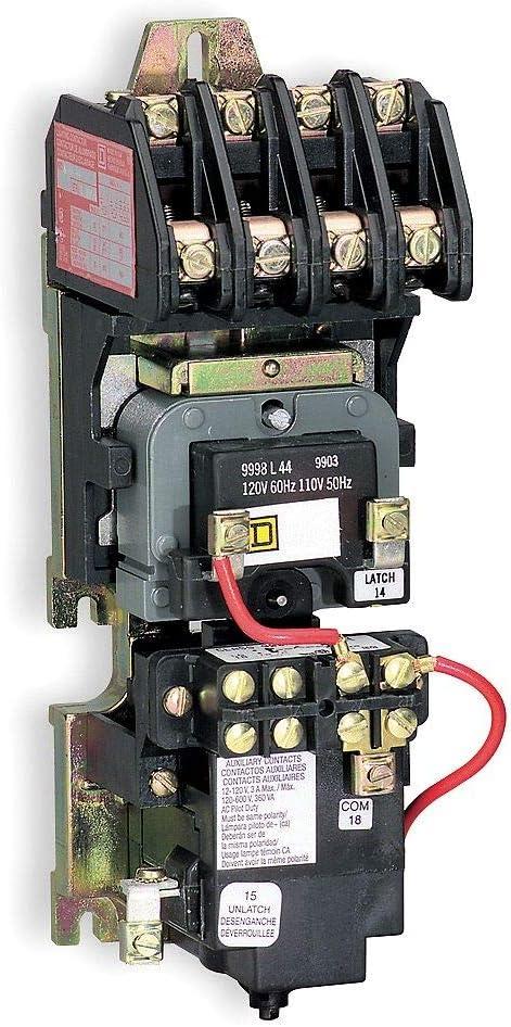 square d lighting contactor wiring amazon com square d lighting mg contactor  120vac coil volts  contactor  120vac coil volts