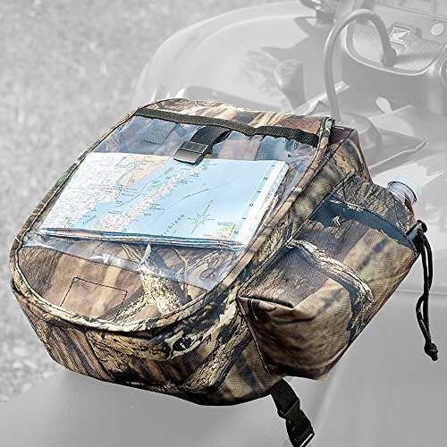 Raider Mossy Oak Infinity Camouflage ATV Gear/Map Bag