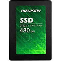 "Hikvision SSD C100/480GB 2.5"" Solid State Disk, 480GB, Siyah"