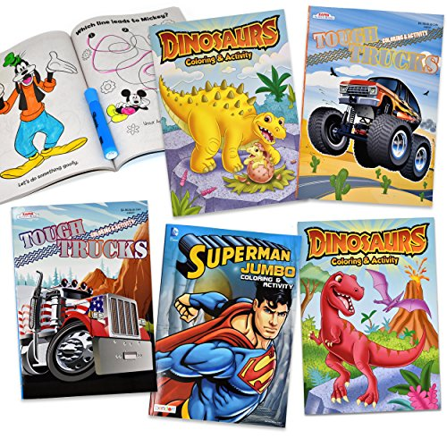 Gift Boutique Activity Coloring Books Set of 6 - for for sale  Delivered anywhere in USA