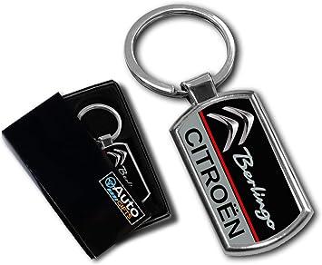 Cargifts Schlüsselanhänger Mit Logo Für Citroen Berlingo Auto