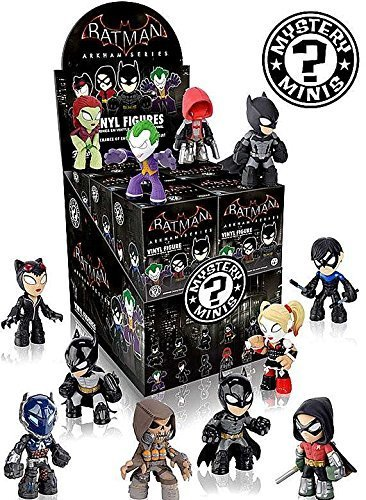 Batman Arkham Series Mystery Minis Vinyl Figure Display Case Set of 12 by Fallout