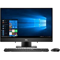 """Latest_Dell Inspiron 24 3000 Touch All-in-One 23.8"""" FHD, 8GB RAM, 1TB HDD, USB 3.1 Gen 1, Card Reader, HDMI, Mouse Included with Keyboard, Wireless, Bluetooth, Windows 10"""