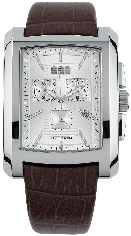 Serge Blanco Uhr - Herren - SB5802-2