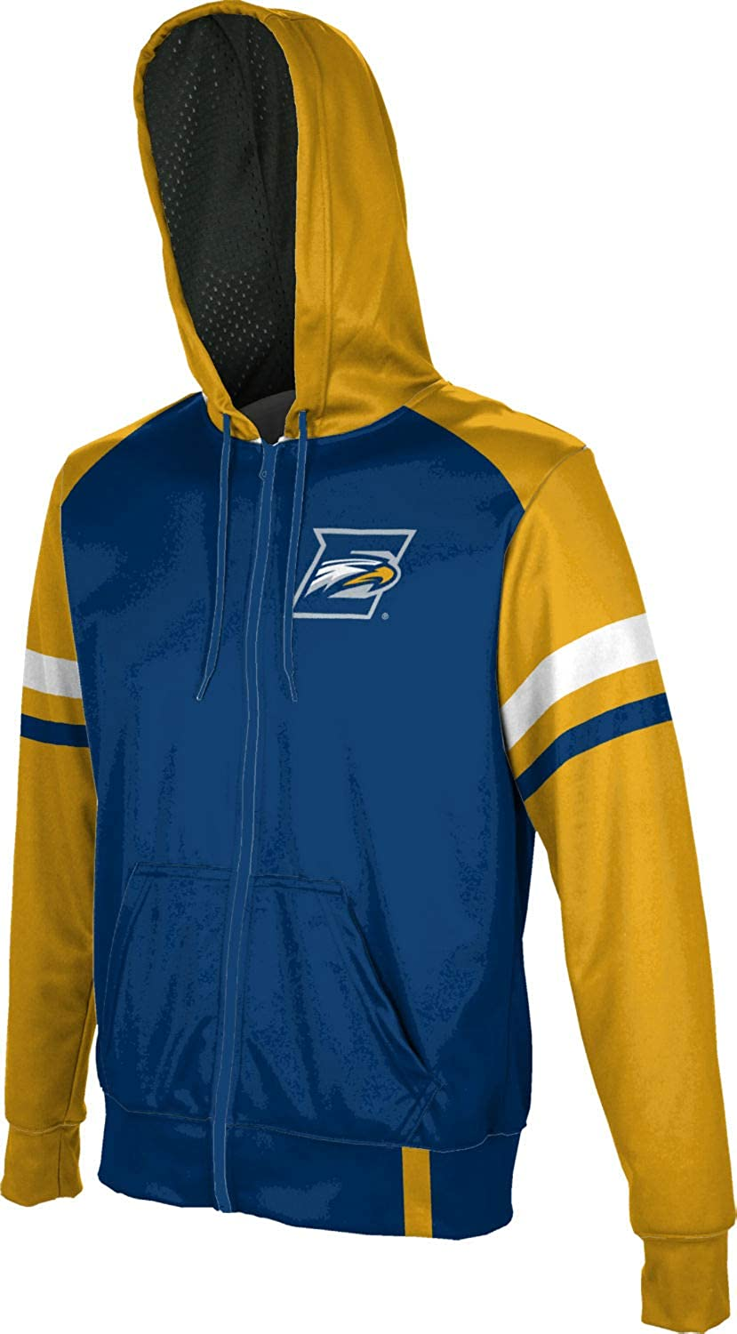 School Spirit Sweatshirt Prime ProSphere Pace University Girls Zipper Hoodie