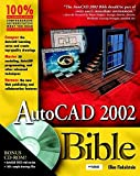 img - for AutoCAD 2002 Bible book / textbook / text book