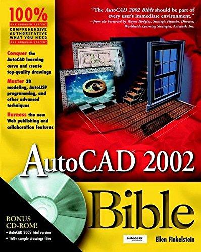 AutoCAD 2002 Bible (Bible (Wiley)): Amazon.es: Finkelstein, Ellen: Libros en idiomas extranjeros