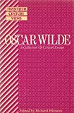Image of Oscar Wilde: A Collection of Critical Essays (Twentieth Century Views)