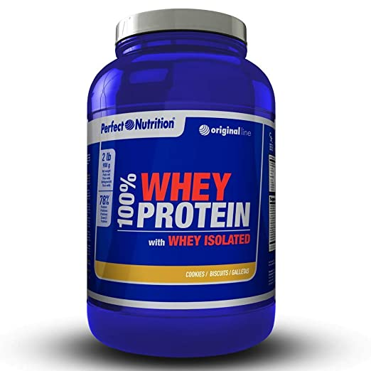 Proteinas Whey isolate 100% proteina de suero hidrolizada de alta calidad - 908g -Aumenta el Crecimiento muscular y el rendimiento deportivo. Calidad ...
