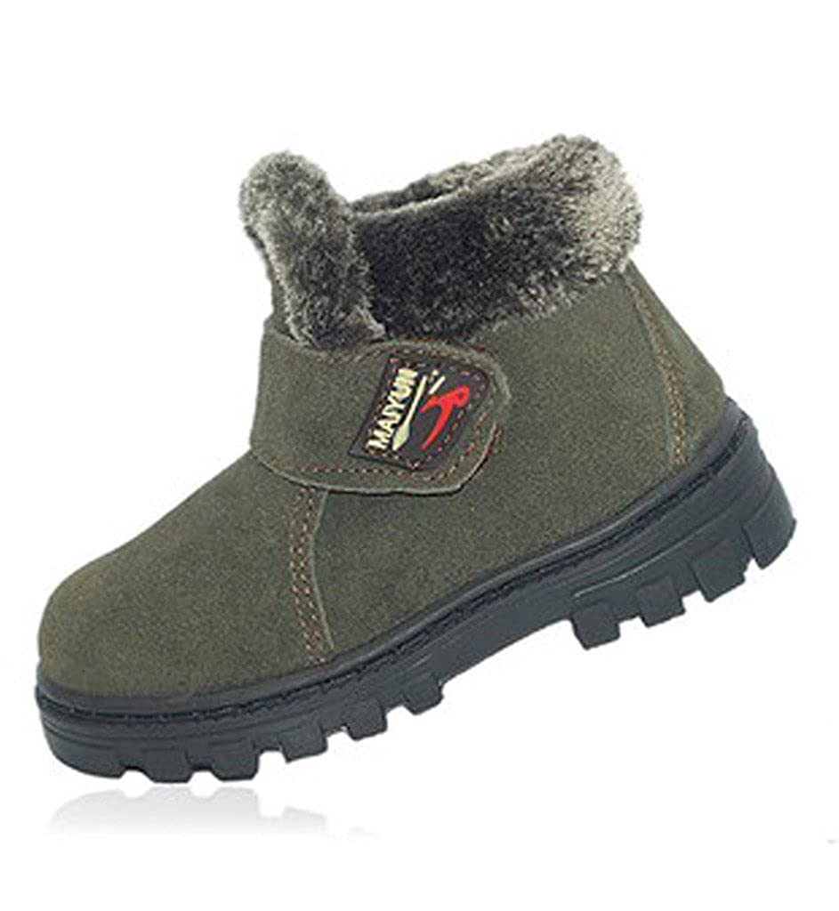 Dusishidan Youth Flurry Cold Weather Snow Boot (Toddler/Little Kid/Big Kid)