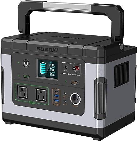 SUAOKI Solar Generator G500