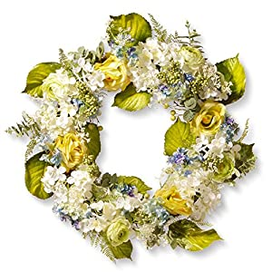 National Tree Company 30 in. Berry Wreath 37