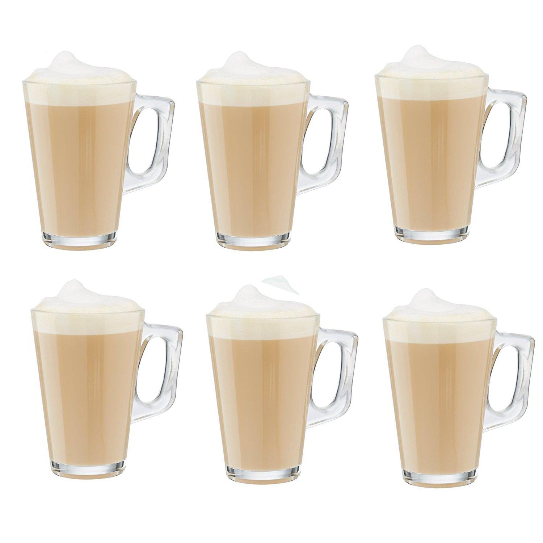 Juego de 6 vasos para máquinas de té, café y bebidas product image