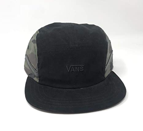 c1bd6eef0c5 Image Unavailable. Image not available for. Color  Vans Men s Sidestripe 5-P  Hat One-Size ...