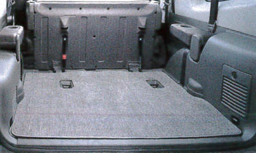ラゲッジマット(ショート車用)国内三菱純正OP Mitsubishi PAJERO 三菱パジェロ(V60/70系) B07DFBFQKS
