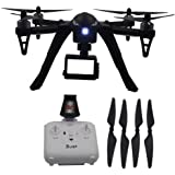 Blomiky MJX Bugs 3 B3 Motor Brushless Quadcopter Drone Independent ESC Without Camera Support Go Pro Hero and Other 4K 1080P Camera B3 Drone
