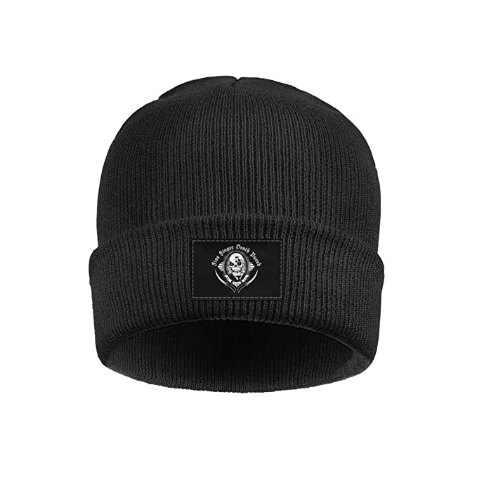 YJRTISF Popular Music Soft Slouchy Ski Fine Knit Cap Dad Trending Beanie Hat  for Men 952c976e9fff