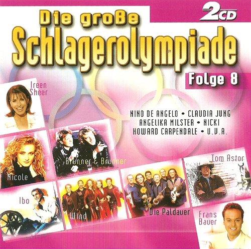 incl., Schritt für Schritt zu dir (Compilation CD, 36 Tracks) Eden Sheer