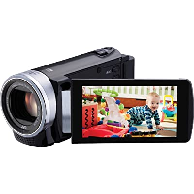 JVC GZ-E200BUS1080p HD Everio Digital Video CameraVideo Camera with 3-Inch LCD Screen