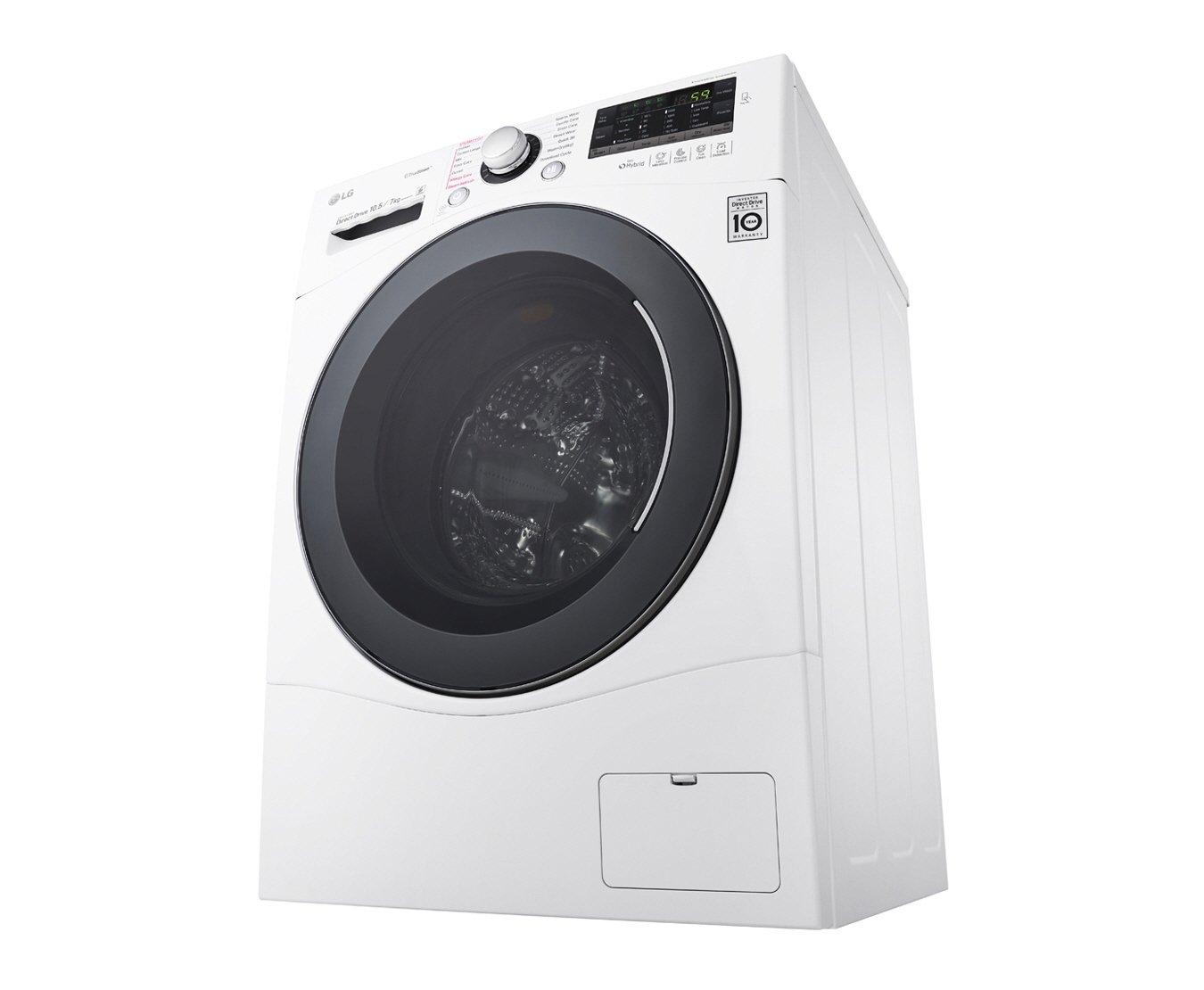 Lg electronics f a jdh nh waschtrockner kwh kg